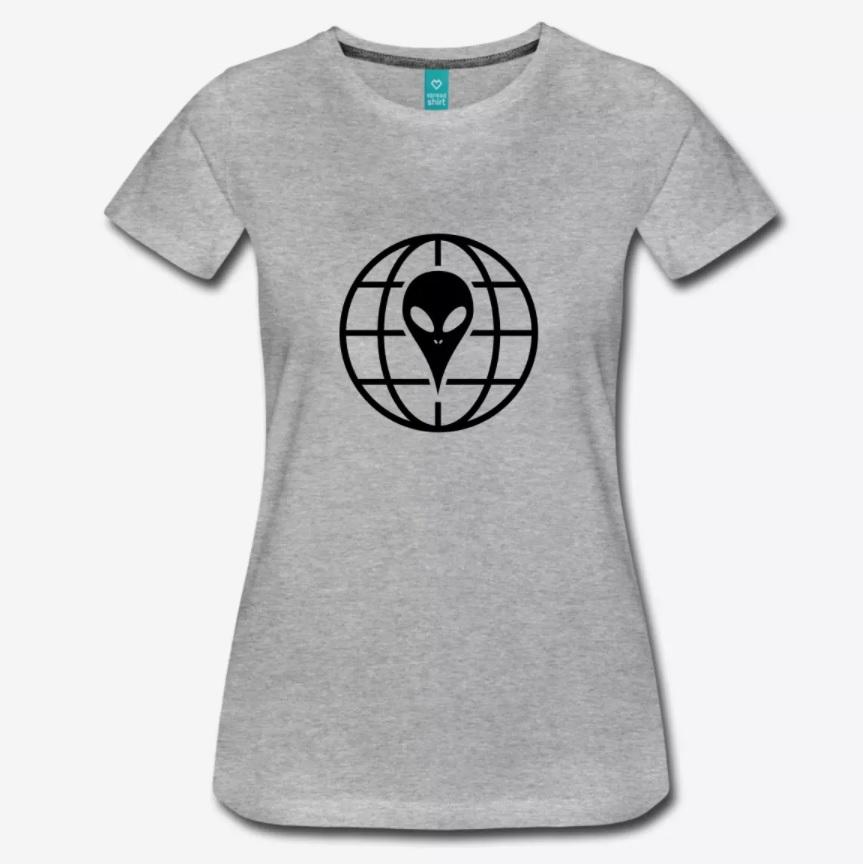 Alien T-Shirt im Alienshop