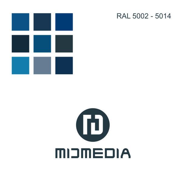 micmedia farben blau